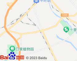 南郊电子地图