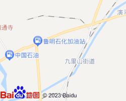 焦作马村区电子地图