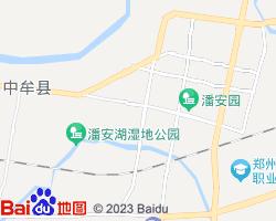 中牟电子地图