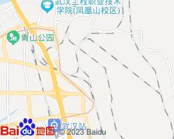 青山电子地图