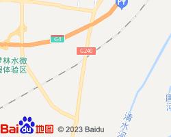 清苑电子地图