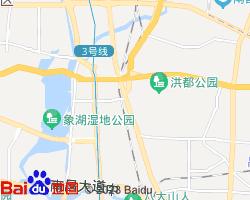 青云谱电子地图
