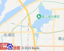 青山湖电子地图