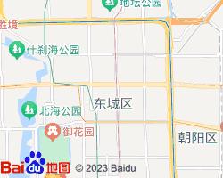 东城电子地图