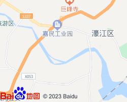 濠江电子地图