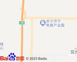 兖州电子地图