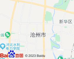 运河电子地图