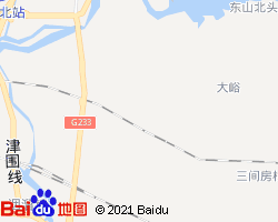 蓟县电子地图