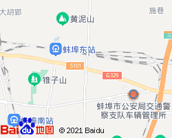 龙子湖电子地图