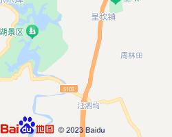 徽州电子地图