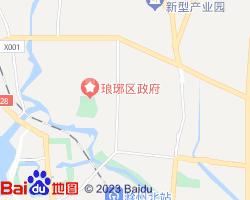 琅琊电子地图