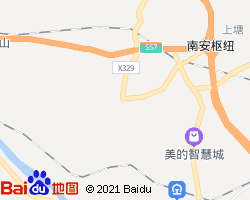 南安电子地图