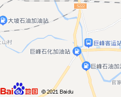 岚山电子地图