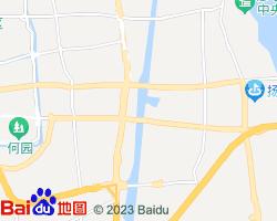 广陵电子地图