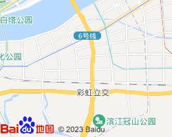 滨江电子地图