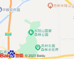 虎丘电子地图
