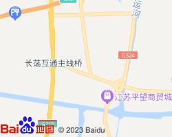 吴江电子地图