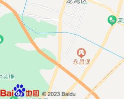 温州龙湾区电子地图