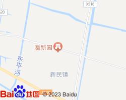崇明电子地图