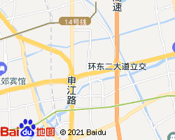 浦东电子地图