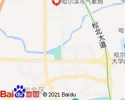 松北电子地图