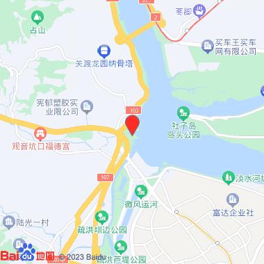 社子岛环岛与二重疏洪道自行车道