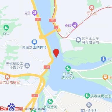 关渡_金色水岸_八里左岸自行车道