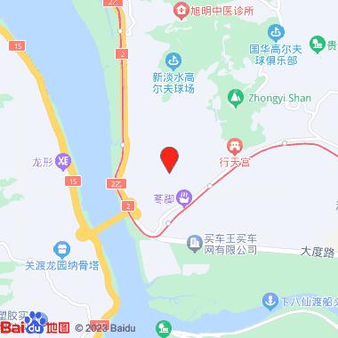 行天宫北投分宫_忠义庙