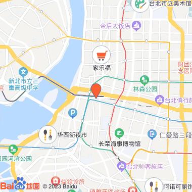 中山北路条通商圈
