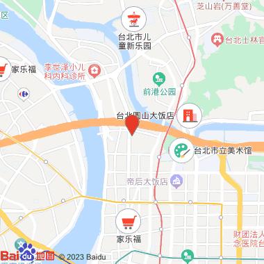 五指山系_剑潭山亲山步道