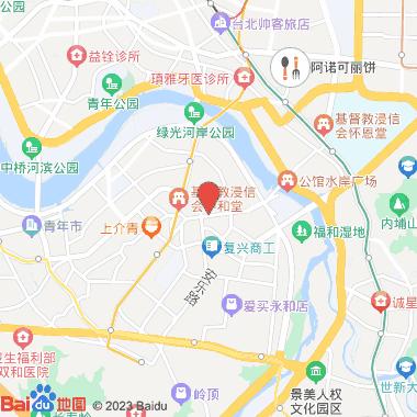 公馆水岸广场