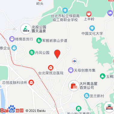 七星山系_天母古道亲山步道