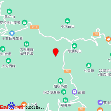阳明山温泉区_小油坑