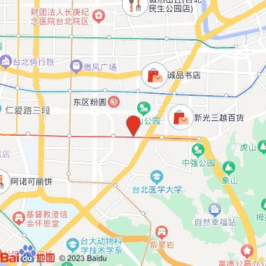 香堤大道广场