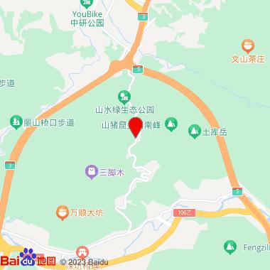 南港山系_更寮古道亲山步道