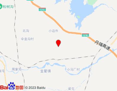 锦州小岭子机场位置